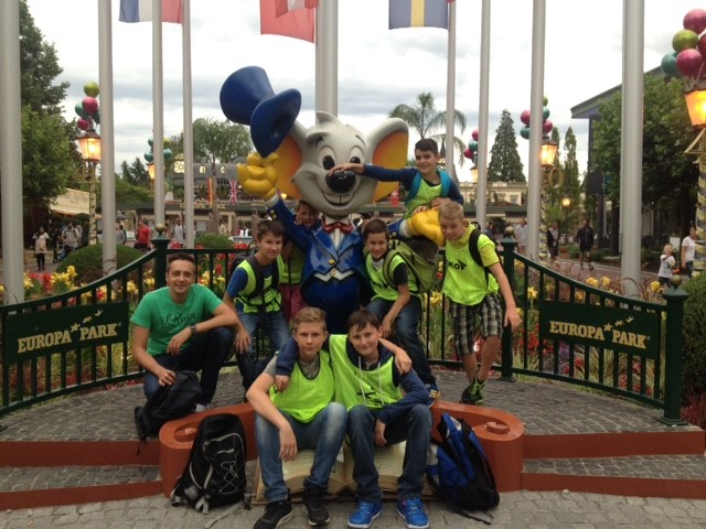 Trainingslager der mC am 17./18. Oktober 2015