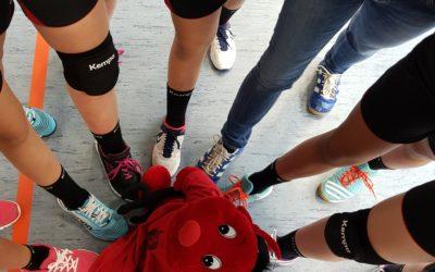 Hart umkämpfter Sieg für Pfalzliga-Mädels der JSG
