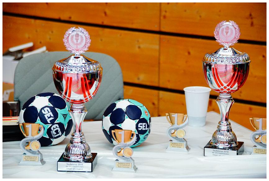 Teufelscup 2018 – 3 Tage Handball total in Kaiserslautern