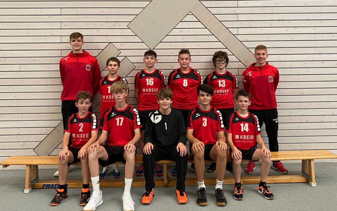 Männliche C-Jugend fiebert dem Start der neuen Handball-Saison entgegen!