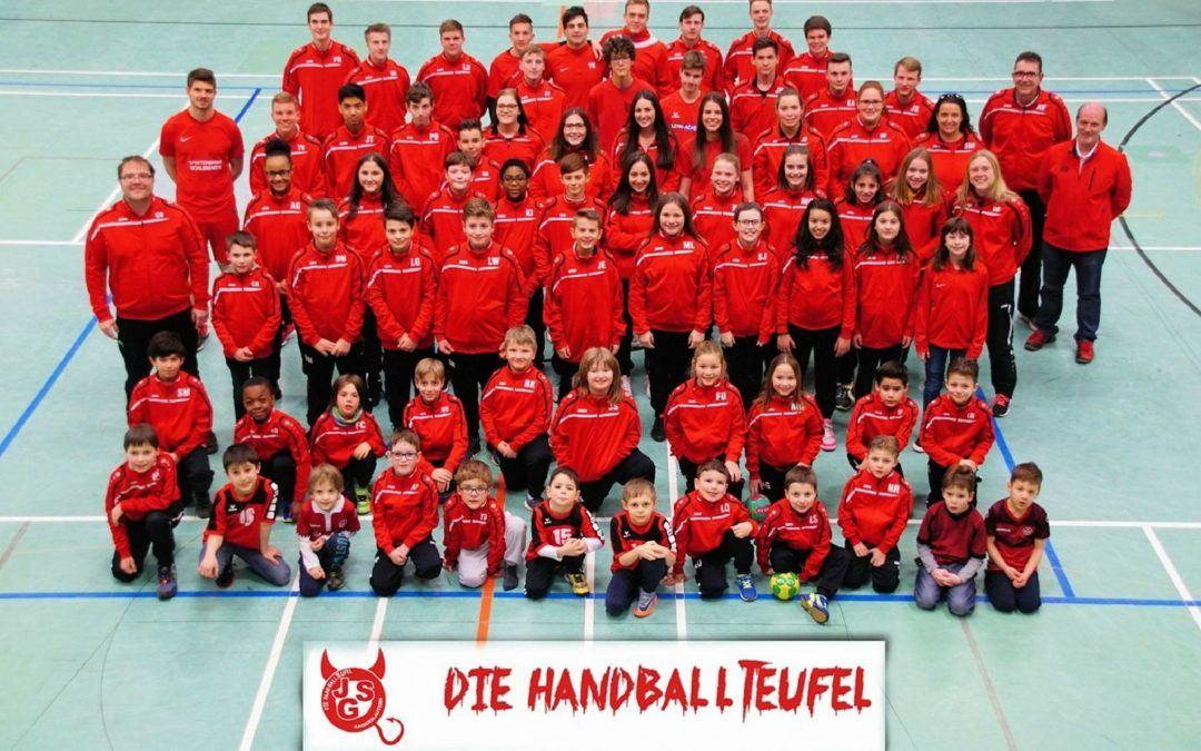 Handballteufel Gastgeber der Handball Mini-WM!