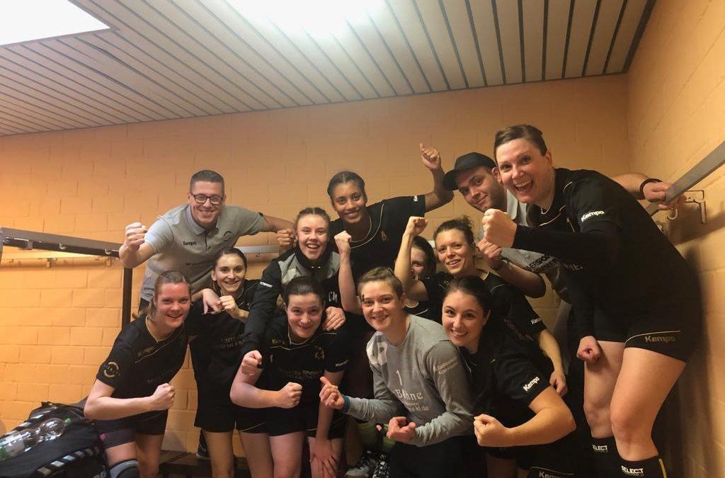 Pfälzer Teufel besiegen die Handballhölle Meckenheim