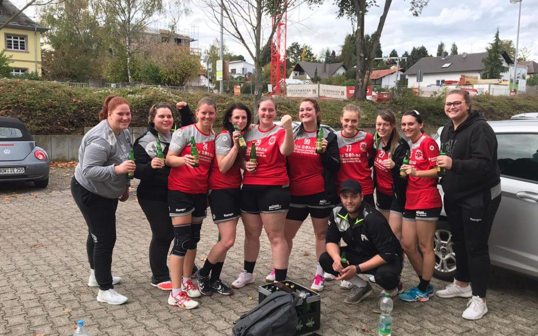 Auswärtssieg der 2. Damenmannschaft