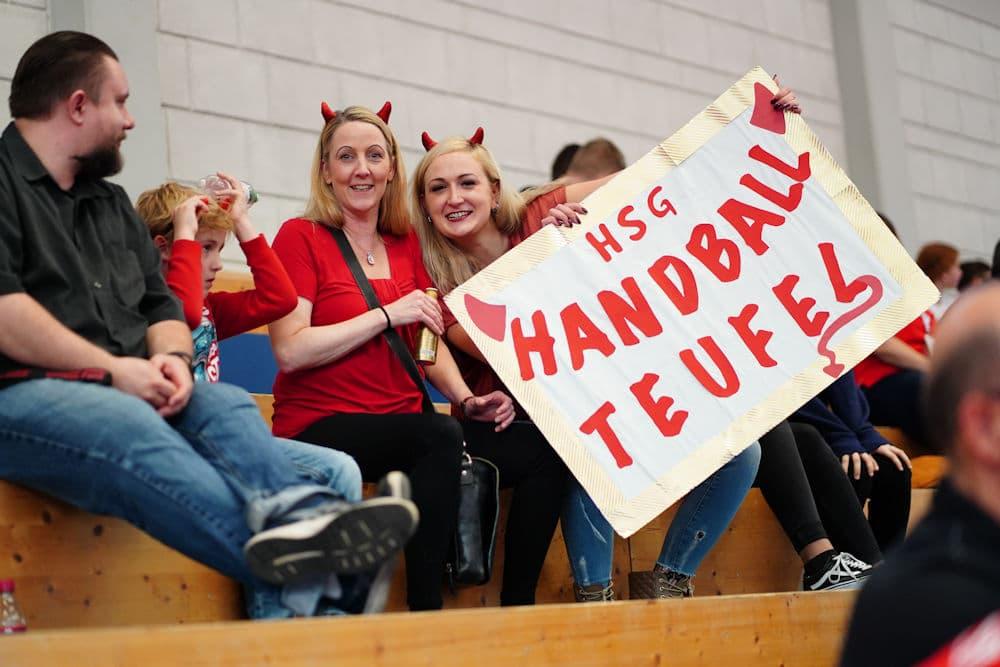 Handball pur beim Tag des Handballs der HSG-Kaiserslautern in der Schillerschule