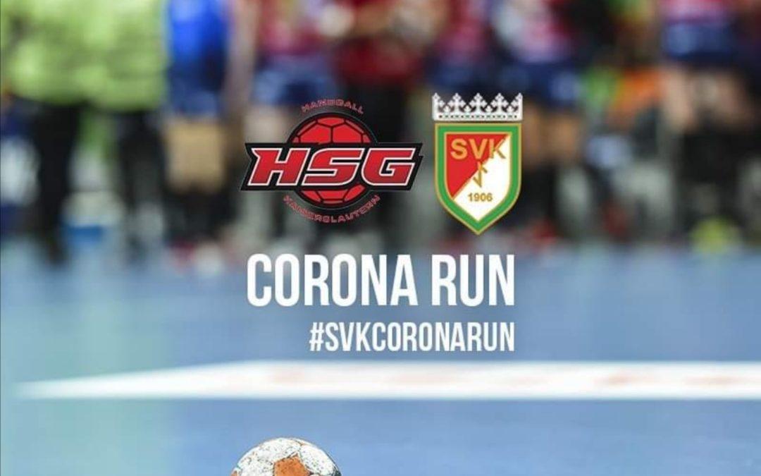 Trotz Corona – HSG-Damen halten sich fit!